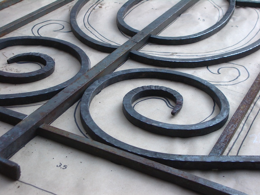 Island Blacksmith: Hand Forged Metalwork.