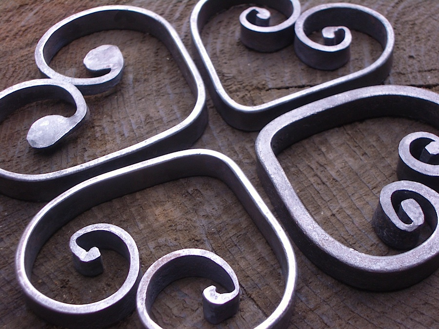 Island Blacksmith: Hand forged ironwork.