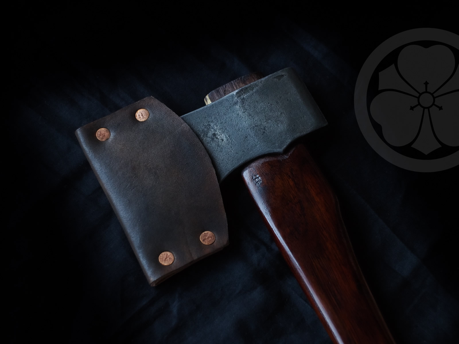 Island Blacksmith: Antique Hatchet Remade