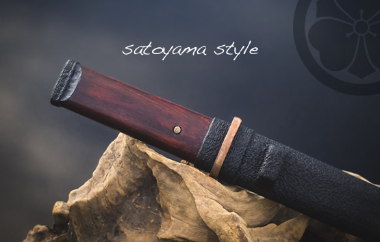 Tools for Satoyama Style Tanto: Hand crafted in Canada.